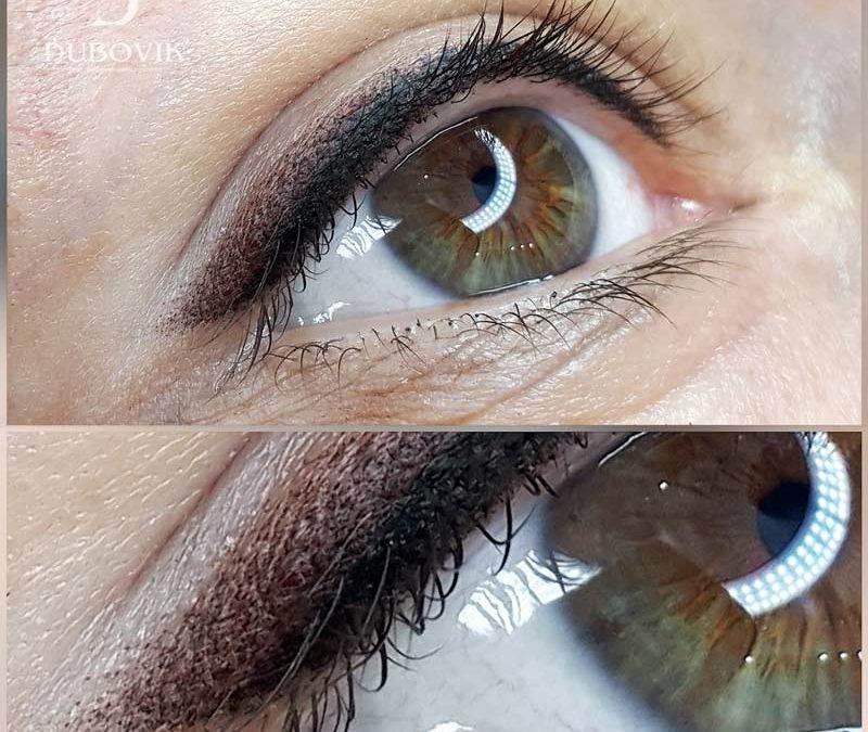 Техники татуажа век: какой татуаж век и глаз лучше выбрать