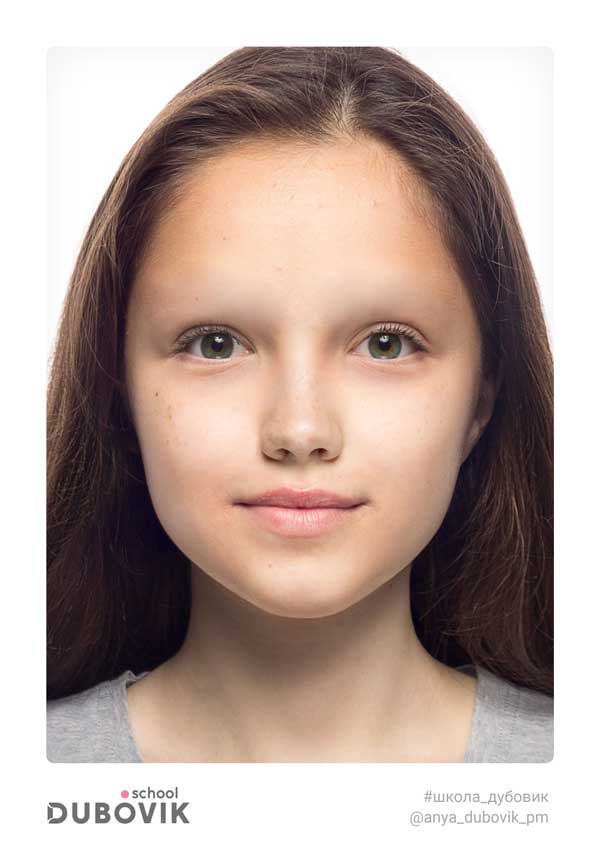лица без бровей фото