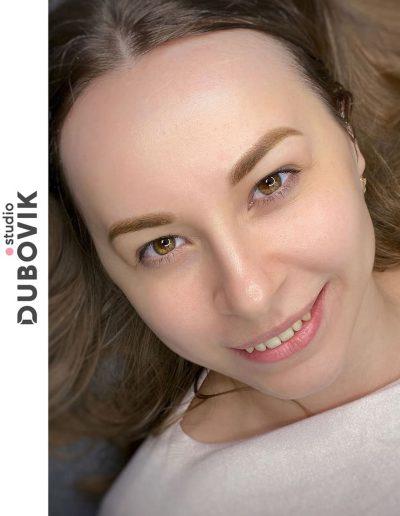 отзывы татуаж брови губы веки студия Ани Дубовик DUBOVIK1
